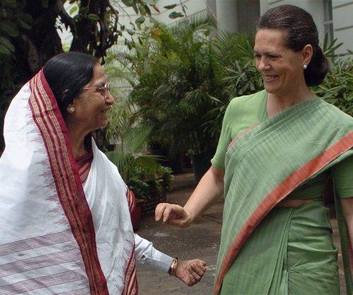 Sonia Gandh, India Congress party president, retires