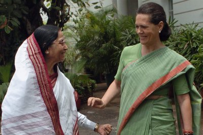 Sonia Gandh retires from position as India Congress party president