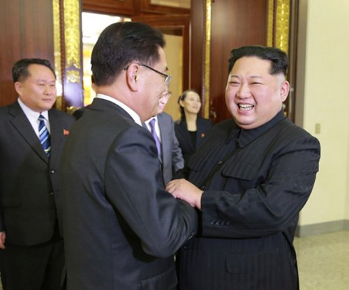 Kim Jong Un willing to talk about denuclearization