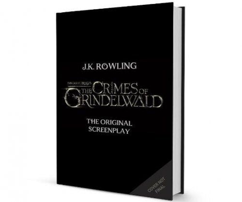 J.K. Rowling's 'Fantastic Beasts 2' screenplay set to be published