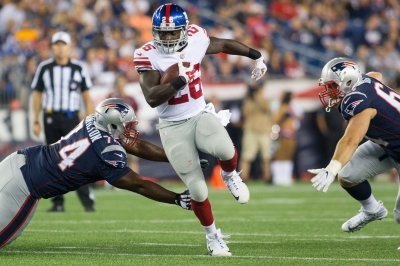 Former Giants, Dolphins RB Orleans Darkwa to visit Patriots