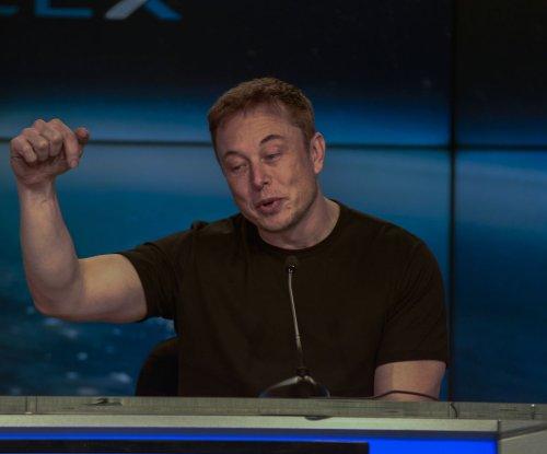 Elon Musk defends frustration in Tesla conference call