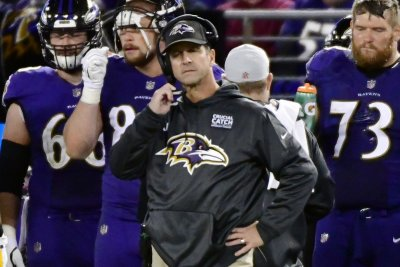 John Harbaugh says Ravens will learn from loss to Saints