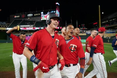 Max Kepler, Minnesota Twins beat Boston Red Sox in 17 innings