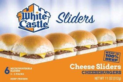 White Castle recalls frozen burgers over listeria contamination