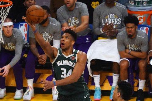 NBA suspends Bucks' Giannis Antetokounmpo one game for headbutt