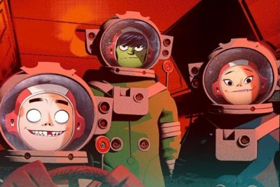Gorillaz drops video for 'Strange Times' featuring Robert Smith