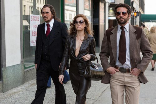 'Gravity,' 'Hustle,' 'Slave' lead a competitive Oscar field