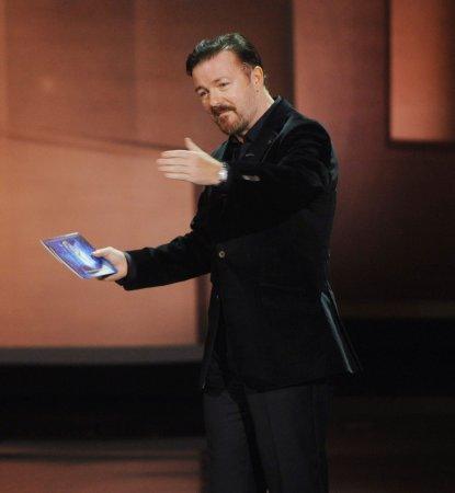 Gervais discusses 'Office' season finale