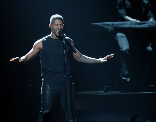 Report: Usher's stepson injured on lake