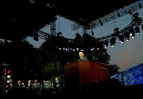 Evangelist Billy Graham turns 95