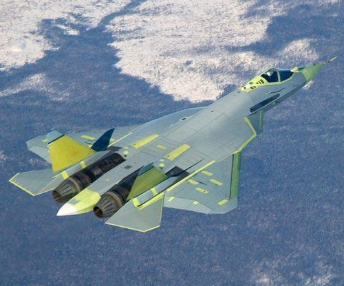 Russia's new stealth fighter debuts