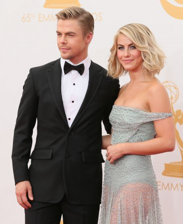 Julianne and Derek Hough say their dance tour has brought them closer together