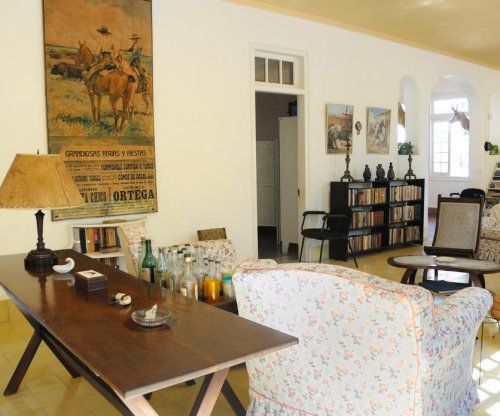 U.S., Cuba join efforts to restore Ernest Hemingway's home, belongings