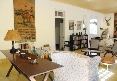 U.S., Cuba join efforts to restore Ernest Hemingway's home, belongings
