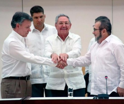 Colombia, FARC rebel group agree to tentative peace deal