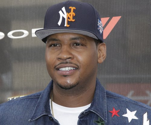 """Carmelo Anthony: It's """"about time"""" for Michael Jordan to speak out"""