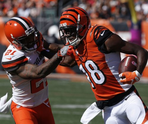 Cincinnati Bengals WR A.J. Green avoids serious injury
