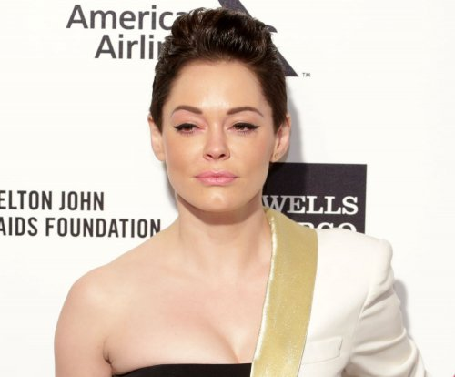 Rose McGowan arrested on drug charges, released on bond