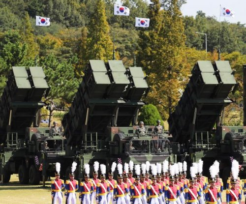 South Korea developing $800M missile interceptor system