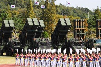South Korea developing $800M missile interceptor system