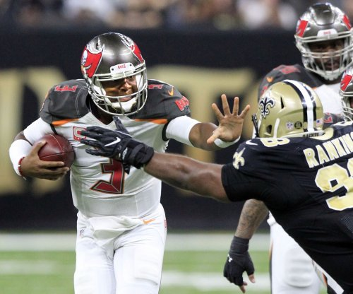 Jameis Winston guides Tampa Bay Bucs to improbable win over New Orleans Saints