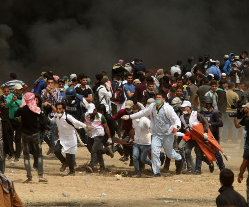 4 killed in demonstrations at Gaza-Israel border