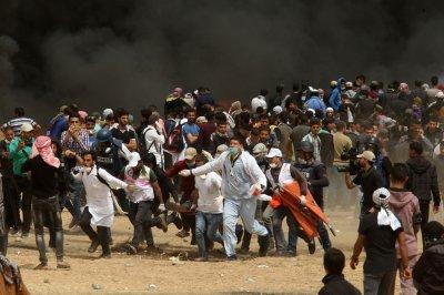 4 killed in demonstrations at Gaza-Israel border