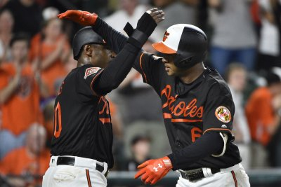 Orioles look to maintain momentum against surging Phillies