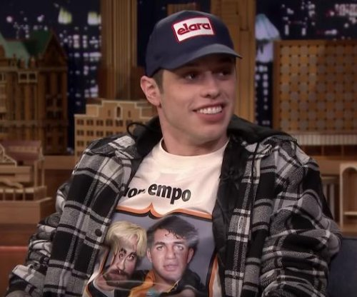 Pete Davidson confirms engagement to Ariana Grande on 'Tonight Show'