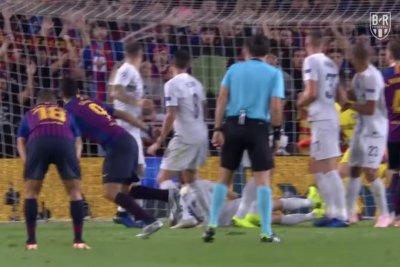 Champions League: Barcelona beats Inter Milan