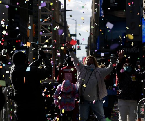 Watch live: New Year's Eve celebrations around the world