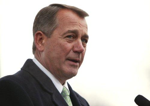 Boehner says GOP majority is iron-clad