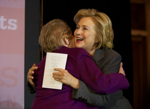 Washington lobbyists gear up for presidential run by Hillary Clinton