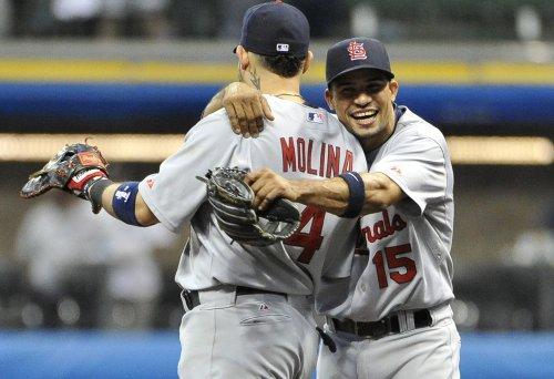 MLB: St. Louis 12, Milwaukee 3