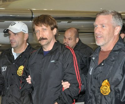 Viktor Bout guilty in weapons sales case