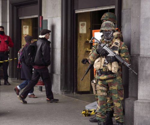 Brothers arrested on suspicion of plotting terror attack in Belgium
