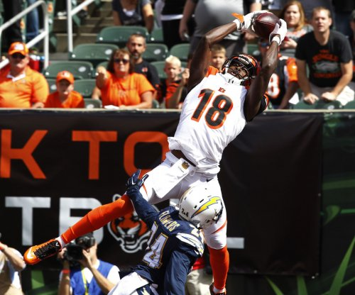 A.J. Green unstoppable as Cincinnati Bengals shred Miami Dolphins