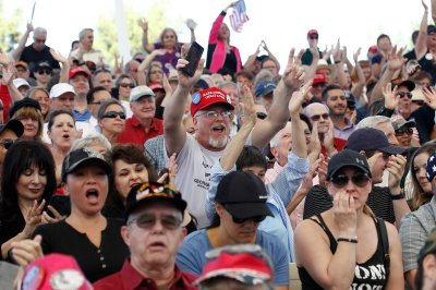 Poll: Half of Donald Trump supporters see Russia as ally or friendly nation