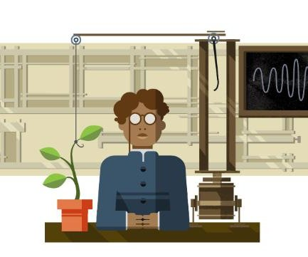 Google celebrates scientist Jagadish Chandra Bose's 158th birthday with new Doodle