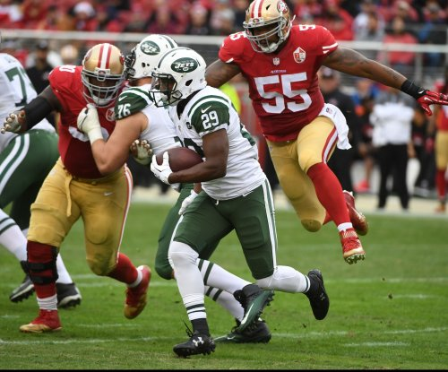 Bilal Powell, New York Jets jolt San Francisco 49ers in OT