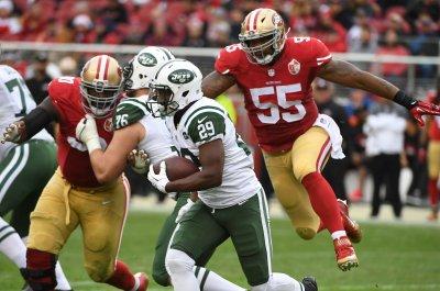 Bilal Powell, New York Jets jolt San Francisco 49ers in OT
