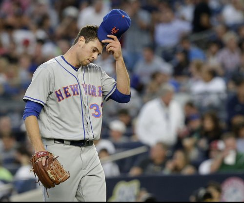 New York Mets LHP Steven Matz to miss start due to elbow tenderness