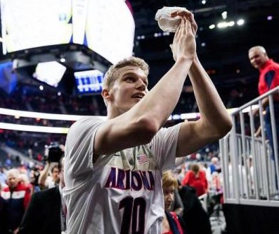 Arizona Wildcats forward Lauri Markkanen declares for NBA draft