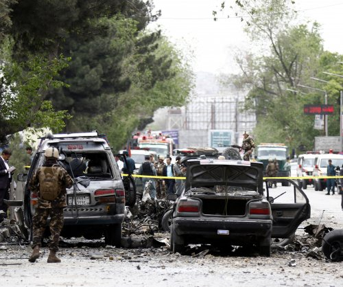 Suicide bomber attack on NATO convoy kills at least eight in Kabul