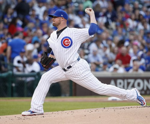 Chicago Cubs hit five homers in rout of New York Mets