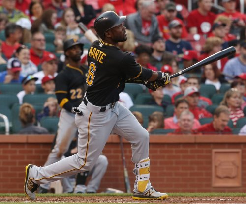 MLB: Pittsburgh Pirates CF Starling Marte reinstated from PED suspension