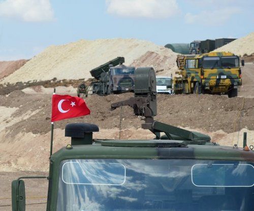 Turkish troops enter Syria's Idlib province