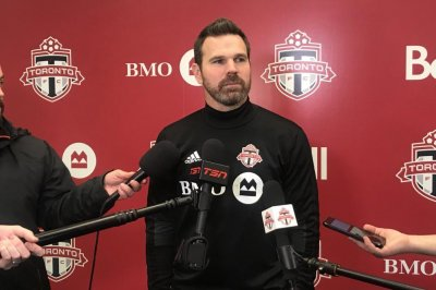 Greg Vanney: Toronto FC boss named MLS Coach of the Year