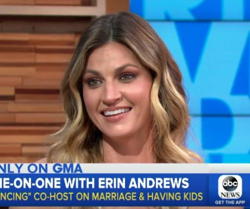 Erin Andrews hopes to start family after beating cervical cancer
